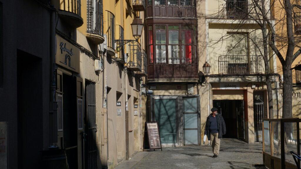 calle casco antiguo