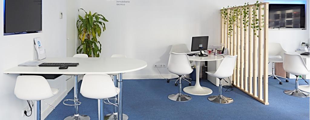 Home staging en oficina inmobiliaria adra360