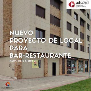 El proyecto de local para bar-restaurante realizado por nuestro equipo de #ingeniería y #arquitectura ya ha iniciado sus obras👷🏼♂️ En los próximos meses podremos disfrutar de #BerryCoffeeHouse ☕️🥪 en Calle Clavijo📍 #adra360 #proyectos #locales #bares