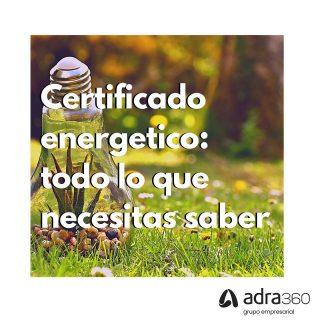Hoy #adraresuelve algunas dudas sobre los #CertificadosEnergeticos. ♻️💡 #Logroño #reformas #ingenieria