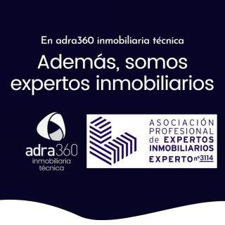 ¿Sabias qué?🤔🧐 En adra360 pertenecemos a la Asociación Profesional de Expertos Inmobiliarios🏙 Años de experiencia nos certifican⭐️ #logroño #locales #adra360 #inmobiliaria #reformas