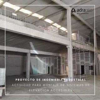 En adra360 realizamos tus proyectos de ingeniería en locales, pisos y naves industriales 👷🏻♂️ Solo cuéntanos que tienes en mente que nosotros lo materializamos 📐 #ingenieria #proyectos #naves